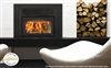 Supreme Volcano Plus Fireplace Insert with Diamond Pattern Grill