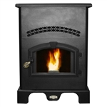 US Stove High Capacity Pellet Stove 5500M