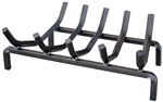 "Uniflame 24"" Steel Bar Log Grate, 3/4"" Bar"