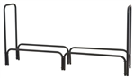 Uniflame 60 Inch Black Log Rack