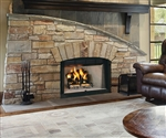 Vantage Hearth Wood Fireplace Standard Traditional