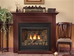 White Mountain Hearth by Empire DV Fireplace Tahoe Deluxe 36""