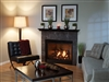 White Mountain Hearth by Empire DV Fireplace Tahoe Luxury 42""