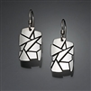 Sterling Silver Earrings (109ES.s)