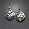 Sterling Silver Earrings (116EG.s)