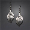 Sterling Silver Earrings (155L.s)