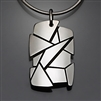 Sterling Silver Pendant (409ES.s)