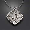 Sterling Silver Pendant (456Br.s)