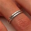 Sterling Silver Ring (551.s)