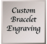 Bracelet Engraving Additional