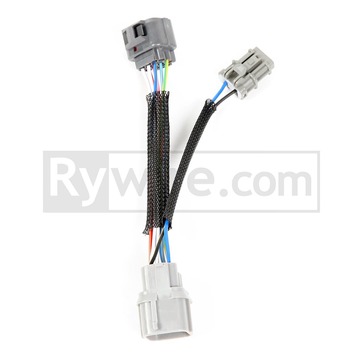 obd2 to obd1 wiring diagram rywire obd2 10 pin to obd1 distributor adapter  obd2 10 pin to obd1 distributor adapter
