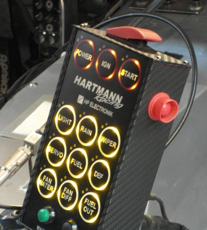 rywire hp9642 keypad switch panel