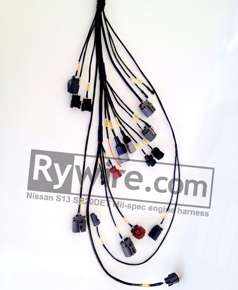 rywire.com - nissan s13 sr20det harness  rywire