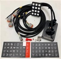 Universal 30ch Chassis Harness W/PDM System