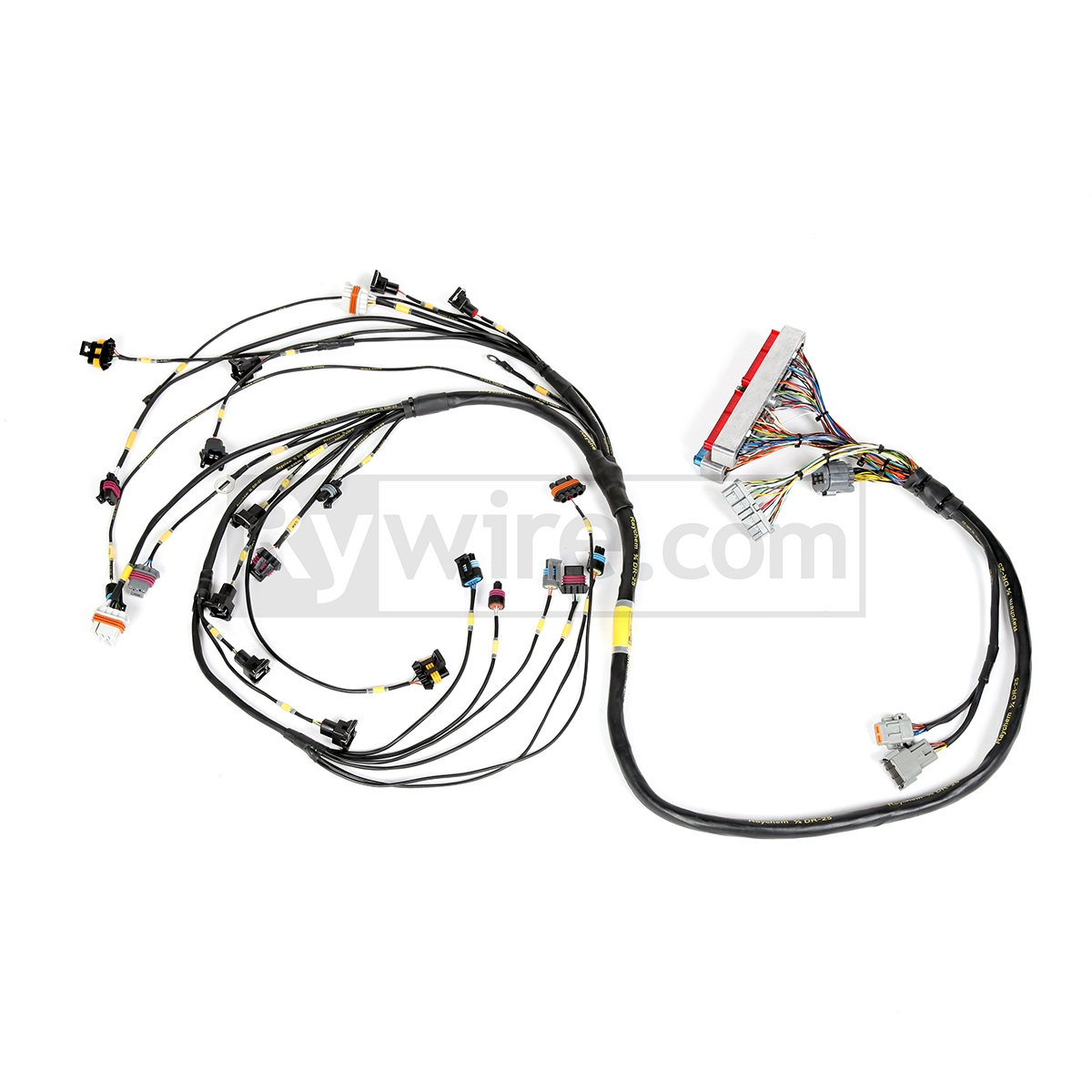 Ls1 Mil Spec Tuck Engine Harness Ls Coil Wiring Alternative Views