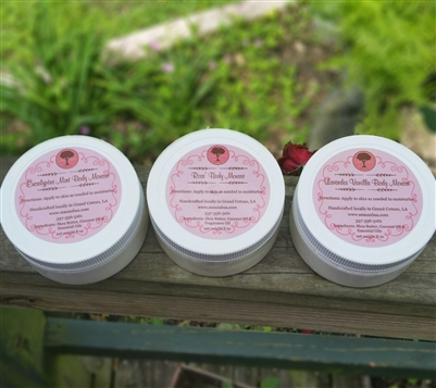 Whipped Shea Body Mousse 8 oz.
