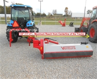 "Ventura 201E 79"" Ditch Bank Flail Mower"