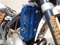 Husqvarna Radiator Braces 2014-2016