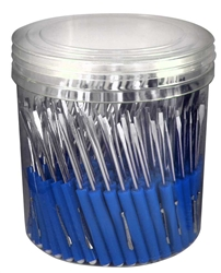 Bucket Standard Blade Pocket Screwdriver with Button Top