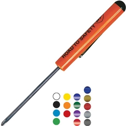 Phillips Blade Pocket Screwdriver with Button Top