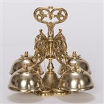 ORNATE GOTHIC COMMUNION BELL