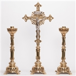 ALTAR CROSS TO OUR 108 CANDLESTICK LINE