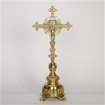 ALTAR CROSS TO OUR 109 CANDLESTICK LINE
