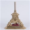 CCG-119BS, GOTHIC BASE STAND FOR PROCESSIONAL CROSS OR PROCESSIONAL CANDLES