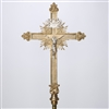 CCG-140PC Traditional Church Processional Cross
