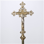 CCG-143PC - Traditional Church Processional Cross