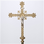 CCG-205PC - Traditional Church Processional Cross