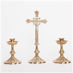 "12"" FRENCH STYLE ALTAR CROSS"