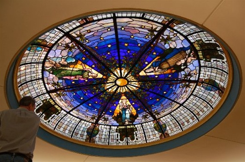 Eastern Stained Glass