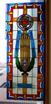 # 1of 7 Church Stained Glass Window