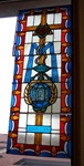 # 7 of 7 Church Stained Glass Window