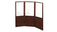 Luxury standing acrylic divider screen