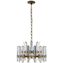 Bonnington Chandelier with Crystal, Small