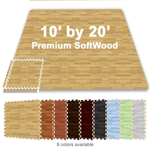 Exhibition Booth Flooring : Ft ft premium interlocking soft wood tile tradeshow booth
