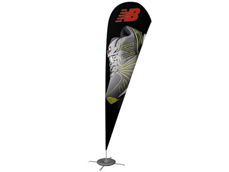 14ft OUTDOOR Teardrop Stand