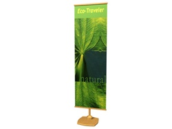 Bamboo Deluxe Banner Display Kit