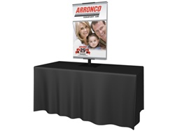 Exhibit Series ORIGINAL Tabletop Banner Stand