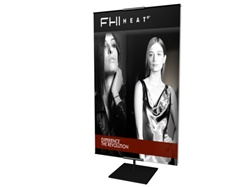 Exhibit Series HEAVY DUTY Banner Stand