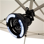 Combo LED Fan and Light