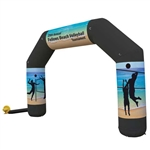 Inflatable Jumbo Promotional Event Arch