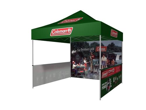10ft ShowStopper Event Tent Kit 2  sc 1 st  Monster Displays & Outdoor Displays: 10ft ShowStopper Event Tent Kit 2 - Monster Displays