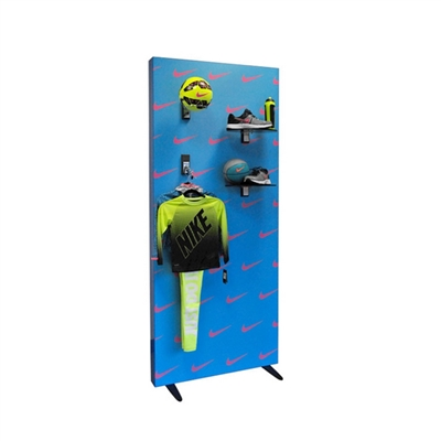 Retail Display Double Sided with Attachments