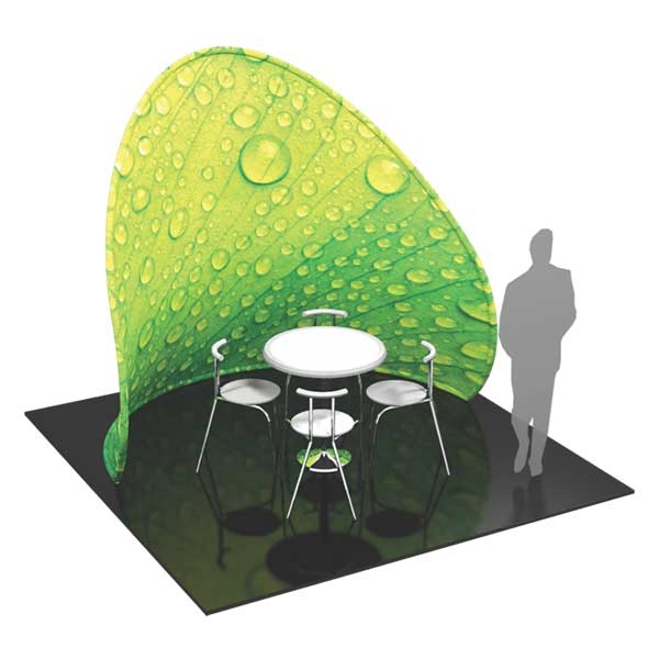 Tension Fabric Displays Ft Formulate Chip Tension Fabric - Conference table displays