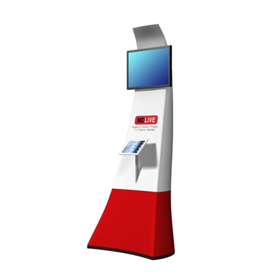 iPad Kiosk Stand w/ screen