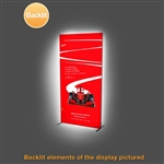 Vector Frame Fabric Light Box Backlit Display - 04
