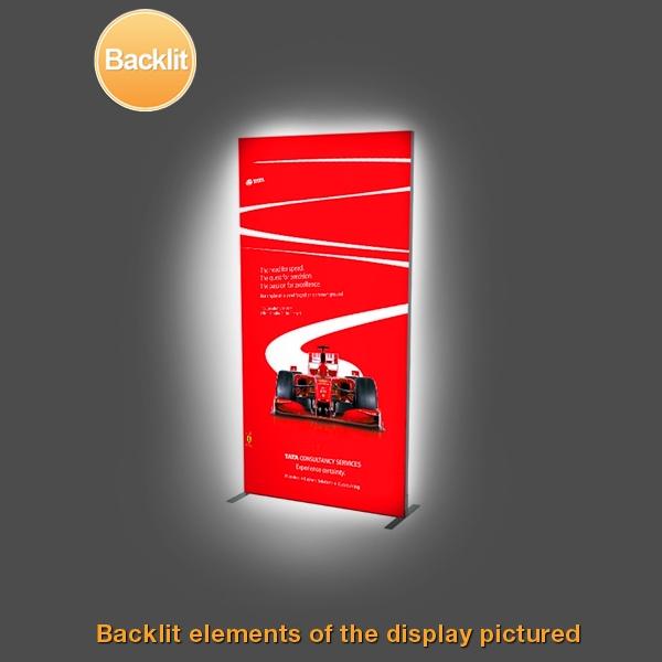 Tension Fabric Displays: Vector Frame Fabric Light Box Backlit ...
